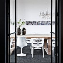 Фото из портфолио «Игра» на контрастах в интерьере – фотографии дизайна интерьеров на INMYROOM