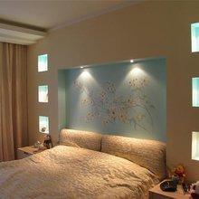 Фотография: Спальня в стиле Современный, Декор интерьера, Мебель и свет – фото на InMyRoom.ru