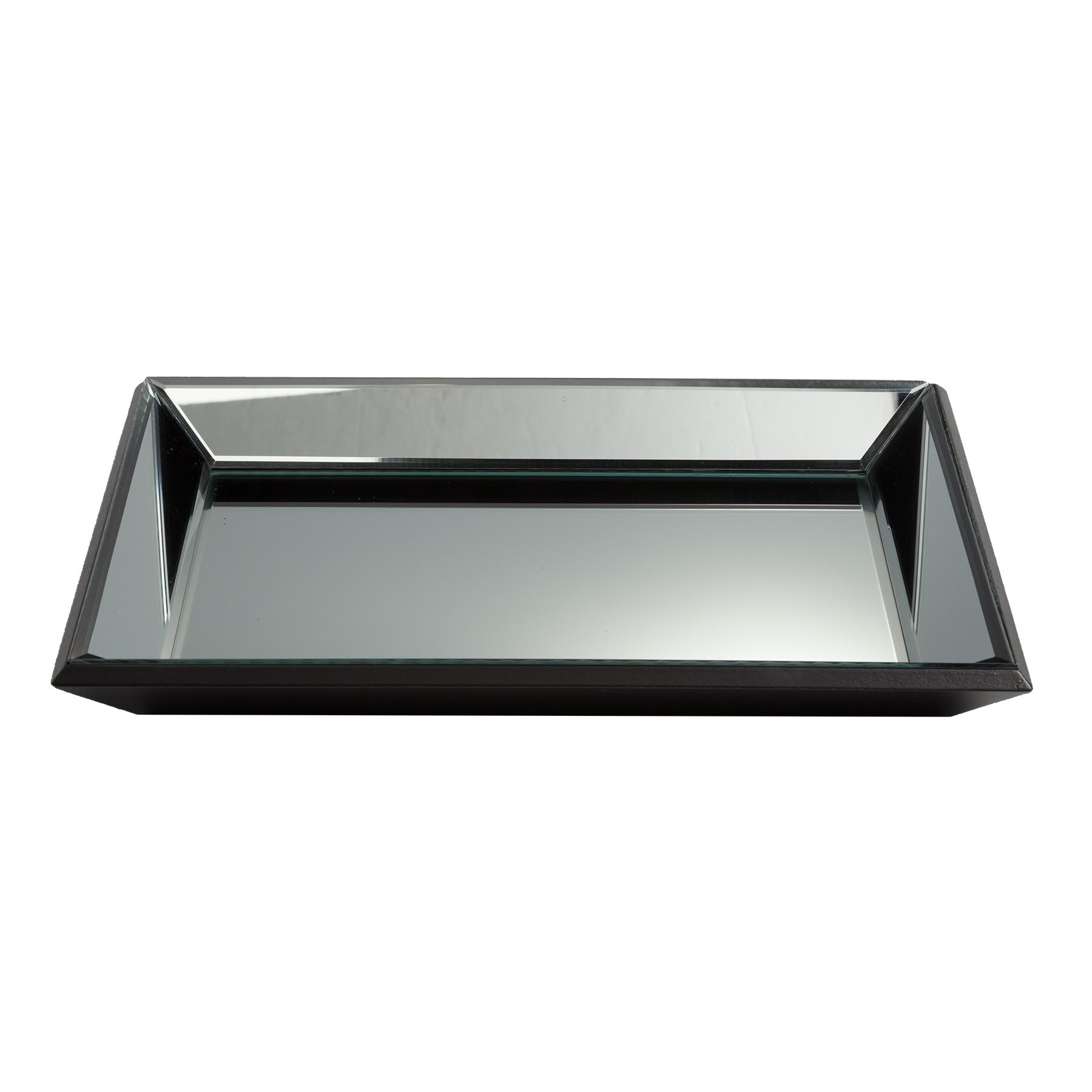 Купить Декоративный поднос Hedren серебряного цвета, inmyroom, Китай