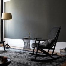 Фото из портфолио Металл и чёрный цвет в интерьере – фотографии дизайна интерьеров на INMYROOM