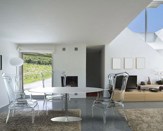 Фотография: Кухня и столовая в стиле Современный, Декор интерьера, Мебель и свет, Журнальный столик – фото на InMyRoom.ru