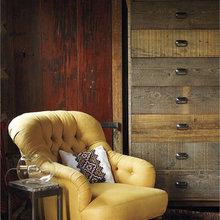 Фотография: Декор в стиле Кантри, Декор интерьера, Дизайн интерьера, Цвет в интерьере, Желтый – фото на InMyRoom.ru