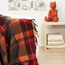 Фотография: Декор в стиле Кантри, Современный, Декор интерьера, Family Hall, Missoni Home, HOFF, Текстиль, IKEA, Плед, Hellostore, The Furnish – фото на InMyRoom.ru