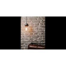 Подвесной светильник Beton Makt gray