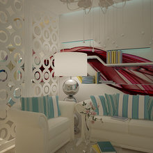 Фото из портфолио Спальня в загородном доме – фотографии дизайна интерьеров на INMYROOM