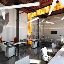 Фото из портфолио Офис дизайн студии – фотографии дизайна интерьеров на INMYROOM