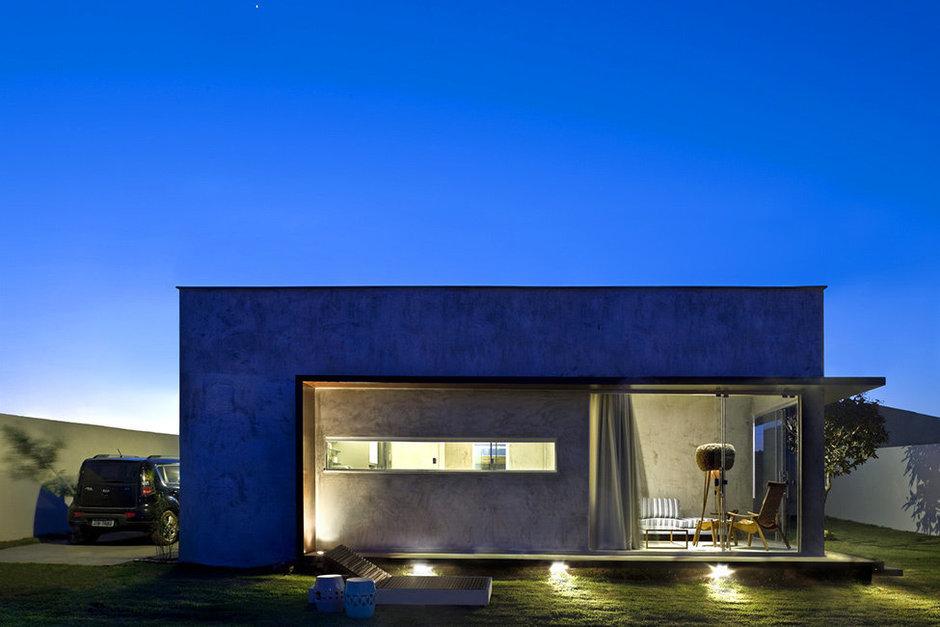 Фотография: Архитектура в стиле Современный, Декор интерьера, Дом, Дома и квартиры, Архитектурные объекты – фото на InMyRoom.ru