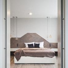 Фотография: Спальня в стиле Современный, Эко, Квартира, Минимализм, Проект недели – фото на InMyRoom.ru
