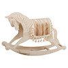 Качалка «Лошадь» - белая