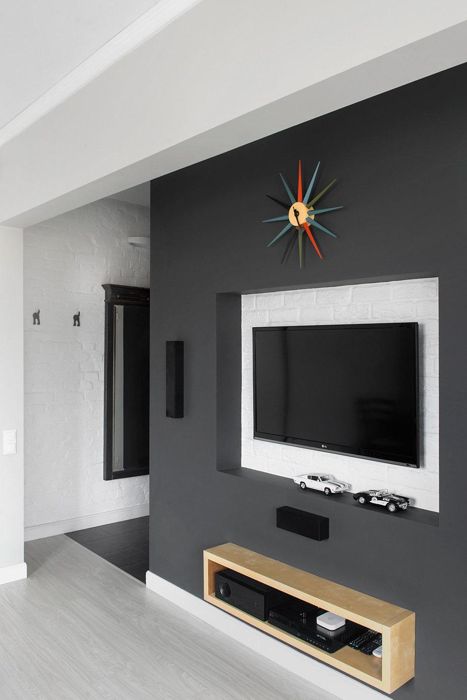 Фотография: Декор в стиле Современный, Малогабаритная квартира, Квартира, Дома и квартиры, IKEA, Проект недели, Хрущевка – фото на InMyRoom.ru