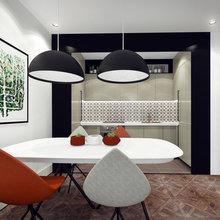 Фото из портфолио Квартира г.Москва, 49 м.кв. – фотографии дизайна интерьеров на InMyRoom.ru