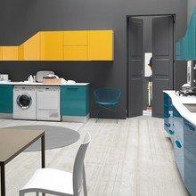 Фотография: Кухня и столовая в стиле Хай-тек, Интерьер комнат, HOFF, Советы – фото на InMyRoom.ru