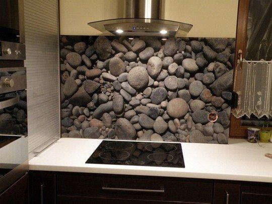 Фотография: Ванная в стиле Эко, Кухня и столовая, Интерьер комнат – фото на InMyRoom.ru
