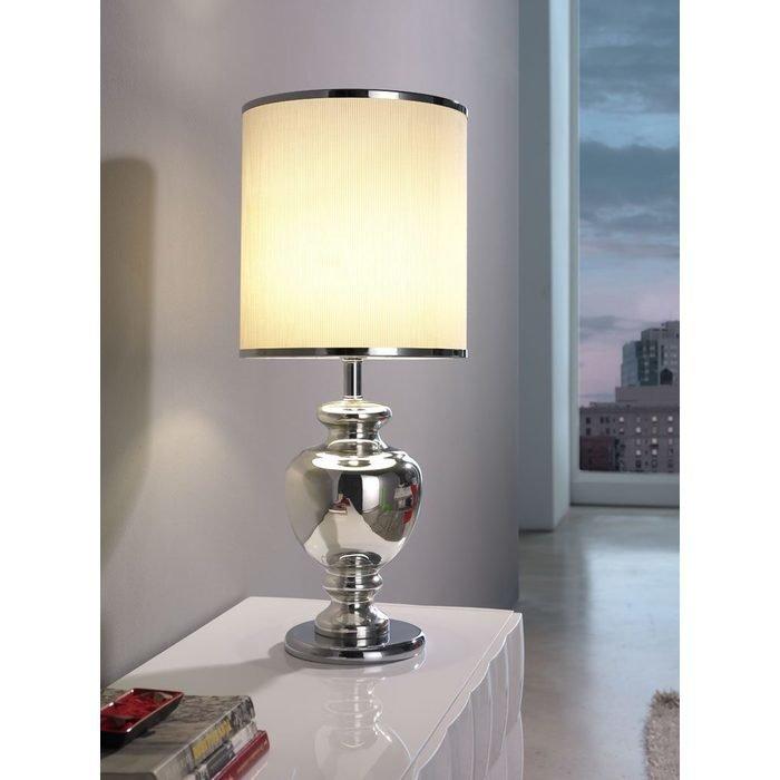Настольная Лампа DUPEN хром