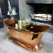 Фотография: Ванная в стиле , Стиль жизни, Советы, Международная Школа Дизайна – фото на InMyRoom.ru