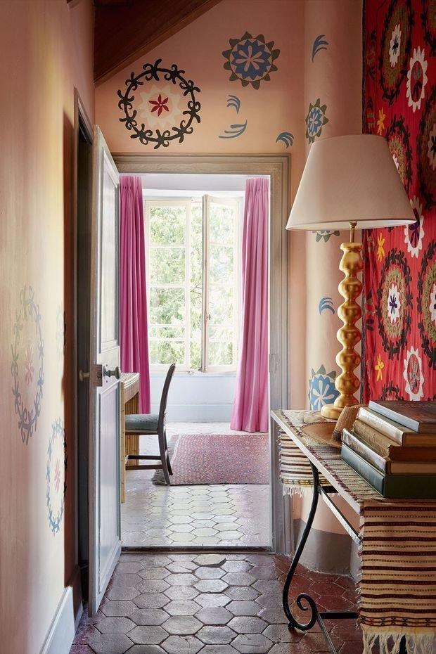 Фотография: Прихожая в стиле Прованс и Кантри, Декор интерьера, Дом, Особняк, Дом и дача – фото на INMYROOM