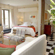 Фотография: Спальня в стиле Восточный, Испания, Дома и квартиры, Городские места, Отель – фото на InMyRoom.ru