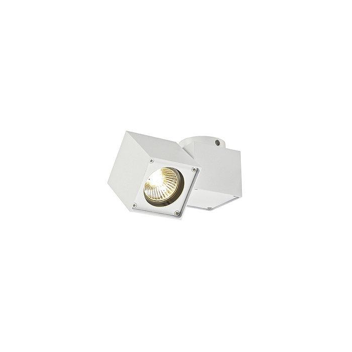 Светильник накладной SLV Altra Dice Spot 1 белый