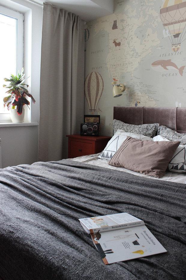 Фото из портфолио Квартира на Рублевском шоссе – фотографии дизайна интерьеров на INMYROOM
