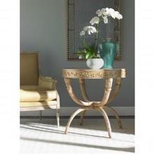 Столик GREEK-KEY LAMP TABLE