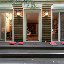 Фотография: Балкон, Терраса в стиле Кантри, Современный, Декор интерьера, Декор дома, Дачный ответ, Веранда – фото на InMyRoom.ru