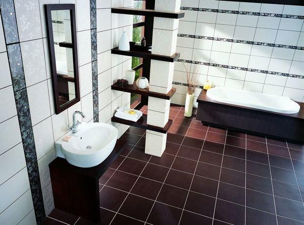 Фотография:  в стиле , Ванная, Декор интерьера, Квартира, Дом, Декор, Советы – фото на InMyRoom.ru