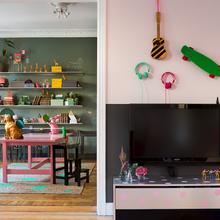 Фото из портфолио Ностальгия по детству в современной интерпретации – фотографии дизайна интерьеров на INMYROOM