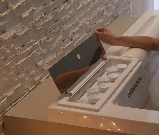 Фотография:  в стиле , Ванная, Квартира, Дома и квартиры – фото на InMyRoom.ru