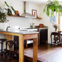 Фото из портфолио Самые интересные и вдохновляющие дома принадлежат художникам... – фотографии дизайна интерьеров на INMYROOM