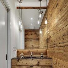 Фото из портфолио Bahtroom – фотографии дизайна интерьеров на INMYROOM