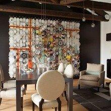 Фотография: Гостиная в стиле Кантри, Эклектика, Квартира, Дома и квартиры – фото на InMyRoom.ru