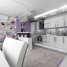 Фото из портфолио квартира ул. Ленинградская – фотографии дизайна интерьеров на INMYROOM