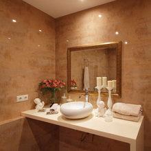Фотография: Ванная в стиле Классический, Квартира, Дома и квартиры, IKEA, Проект недели, Москва – фото на InMyRoom.ru