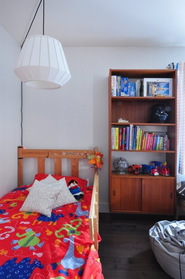 Фотография: Детская в стиле Скандинавский, Декор интерьера, Квартира – фото на INMYROOM