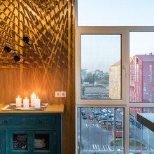 Фото из портфолио Убежище от городской суеты в Киеве – фотографии дизайна интерьеров на InMyRoom.ru
