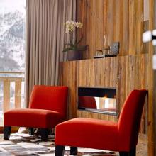 Фото из портфолио Шале с видом на снежные горы – фотографии дизайна интерьеров на InMyRoom.ru