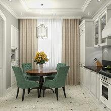Фото из портфолио ЖК Премьер Палас - квартир 98 кв.метров – фотографии дизайна интерьеров на InMyRoom.ru