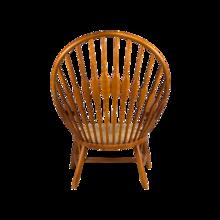 Кресло Countenance с веерной спинкой
