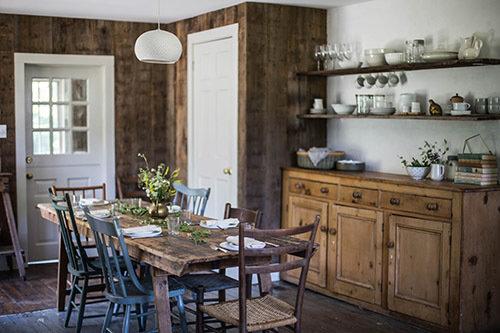 Фотография: Кухня и столовая в стиле Прованс и Кантри, Эко, Дом, Переделка, Дом и дача – фото на InMyRoom.ru