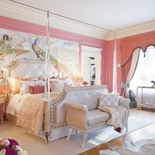 Фотография: Кухня и столовая в стиле Классический, Спальня, Декор интерьера, Дом, Интерьер комнат, Мебель и свет – фото на InMyRoom.ru