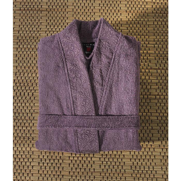 Халат-кимоно RAVENNA пурпурный M