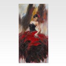 Картина She-dancer