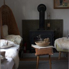 Фото из портфолио Деревенский стиль современного загородного дома – фотографии дизайна интерьеров на InMyRoom.ru