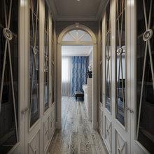 Фото из портфолио Интерьер квартиры в ЖК Новая Скандинавия – фотографии дизайна интерьеров на INMYROOM