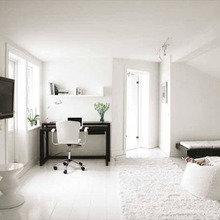 Фотография: Кабинет в стиле Скандинавский, Дом, Дома и квартиры – фото на InMyRoom.ru