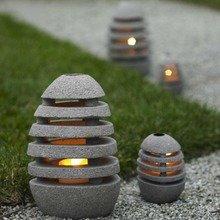 Фотография: Ландшафт в стиле , Декор интерьера, Освещение, Мебель и свет, Светильники – фото на InMyRoom.ru
