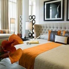 Фотография: Спальня в стиле Современный, Гид, Келли Хоппен – фото на InMyRoom.ru