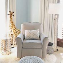 Фотография: Мебель и свет в стиле Скандинавский, Детская, Интерьер комнат – фото на InMyRoom.ru