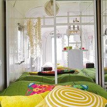 Фотография: Спальня в стиле Современный, Дом, Дома и квартиры, Городские места – фото на InMyRoom.ru
