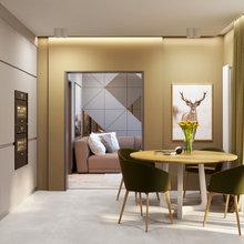 Фото из портфолио Интерьер квартиры,г.Киев – фотографии дизайна интерьеров на INMYROOM